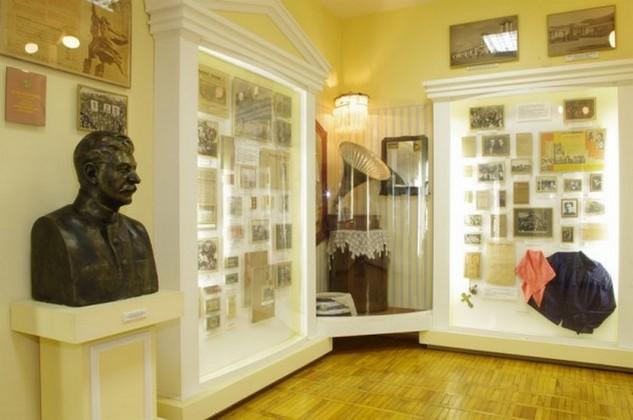 Экспозиция Сочи в годы реконструкции курорта