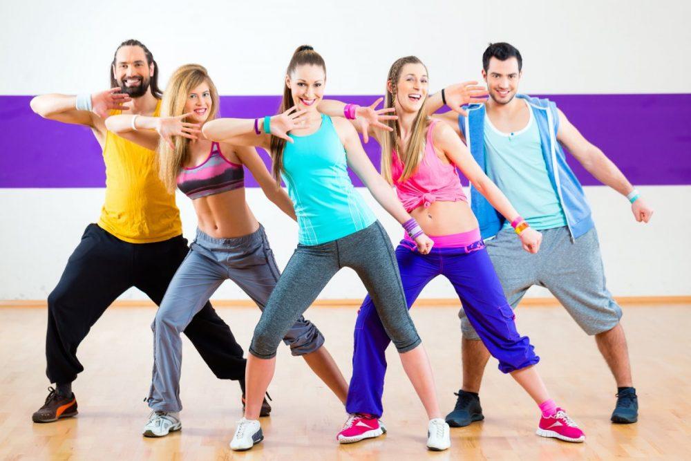 Фитнес в Зимнем театре
