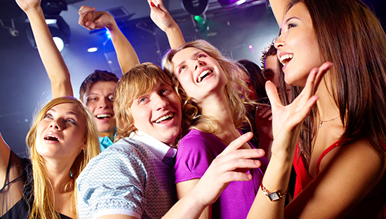 Вечеринка «I Love Sochi»