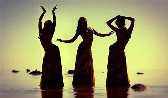 Практика «Танец Мандала»