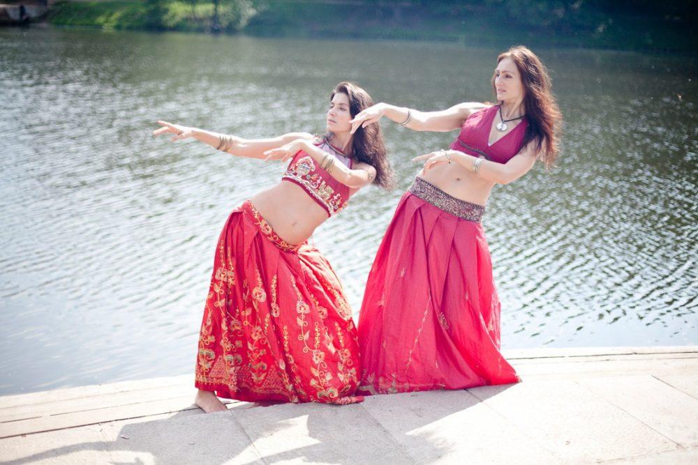 Храмовые танцы мандала видео