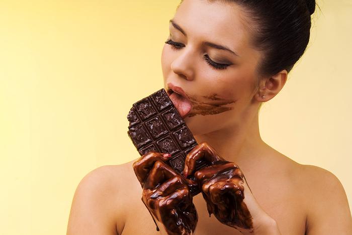 Почему нельзя за 100 шагов съесть шоколадку