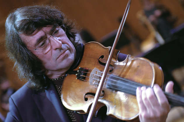 Гала-концерт закрытия фестиваля Юрия Башмета