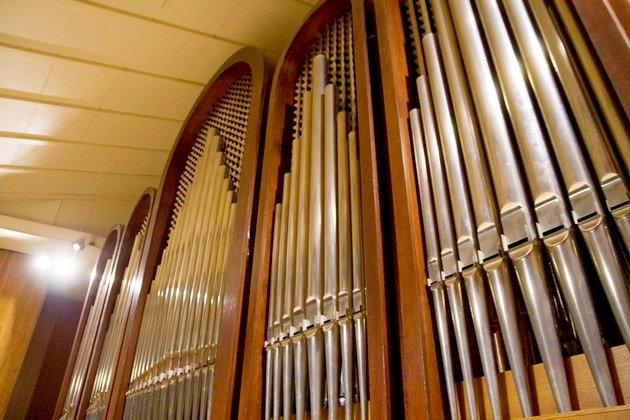 Хоралы для органа