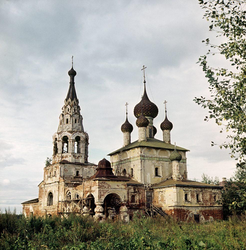 Церковь Спаса Нерукотворного Образа в Угличе