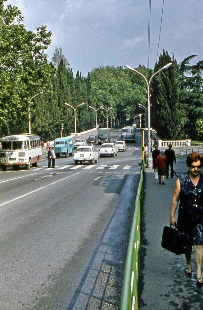 Сочинский трафик а-ля 1971 год