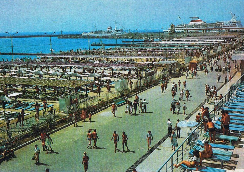 Городской пляж Маяк