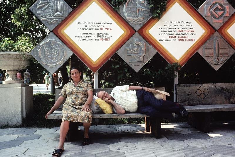 Приморский бульвар в Сочи