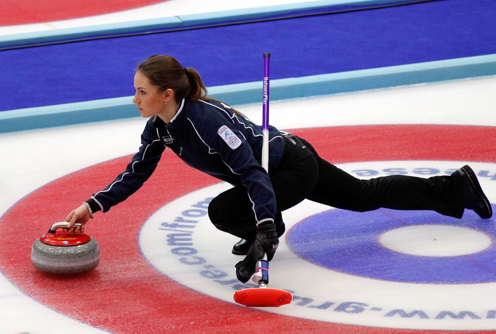 Чемпионат России по керлингу среди женщин
