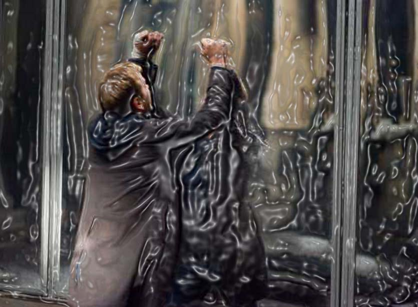 Выставка «Кривые зеркала»