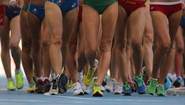 Зимний чемпионат России по спортивной ходьбе
