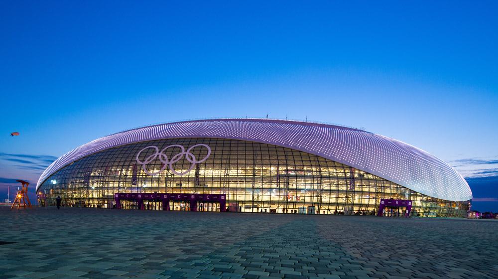 По следам Олимпийских игр: Красная поляна+Олимпийский парк