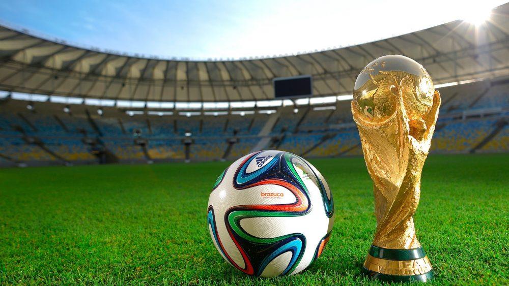 500 дней до чемпионата мира 2018 по футболу