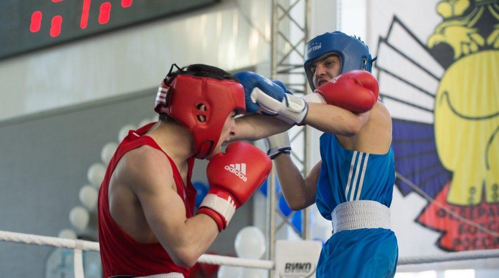 Первенство ЮФО по боксу среди юношей 15-16 лет