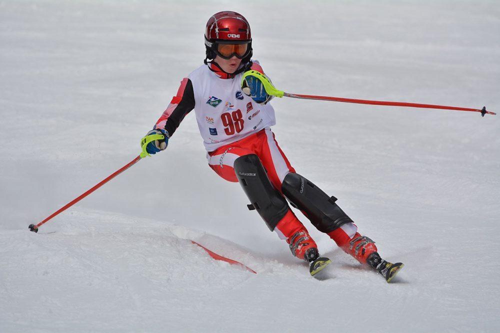 Всероссийские межрегиональные соревнования по горнолыжному спорту среди юношей и девушек «Юг России»