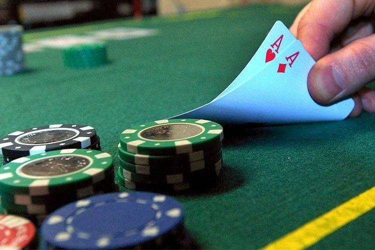 Международный турнир по игре в покер