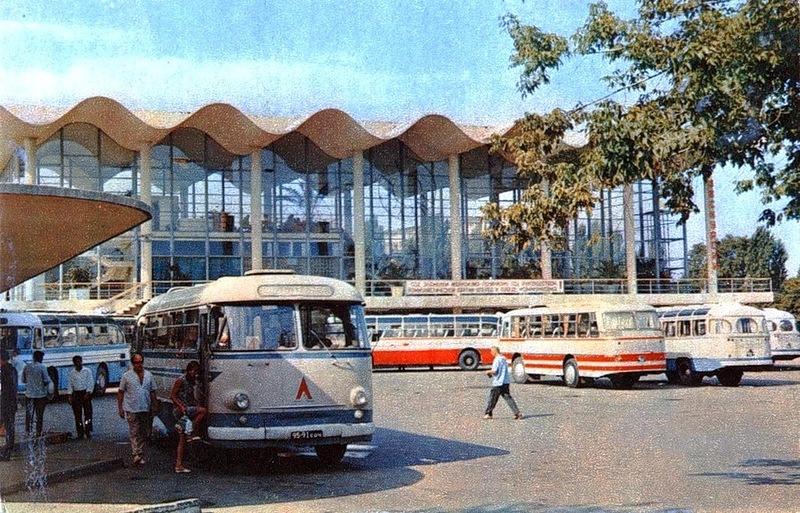 Автовокзал: