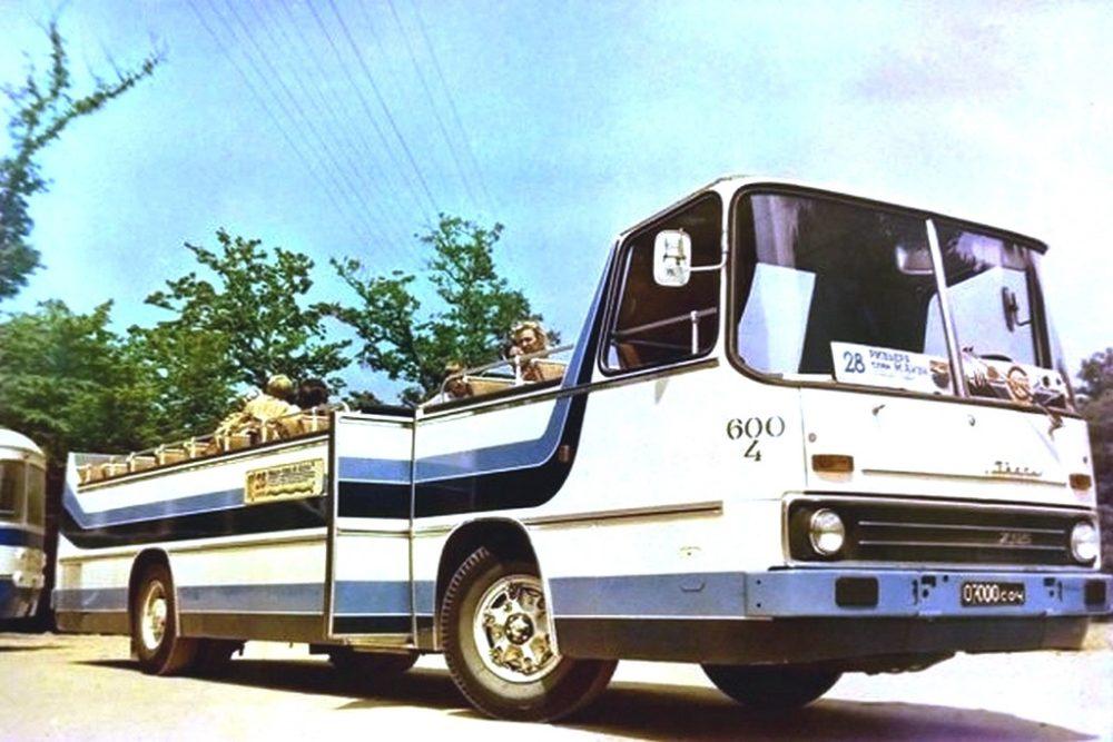 Сочинский туравтобус:
