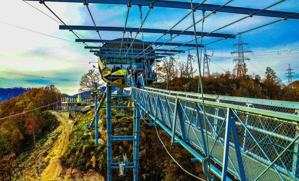 Трансфер в парк развлечений на высоте Скайпарк: из Сочи и Адлера