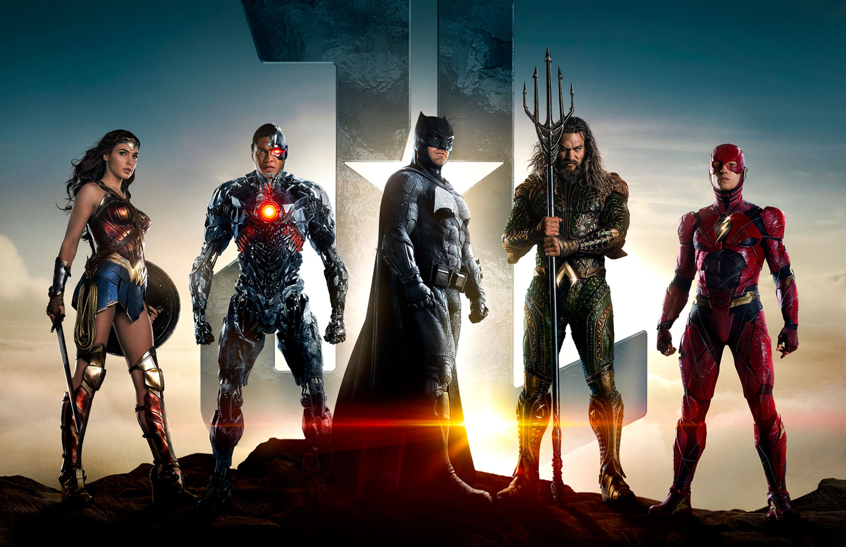 Justice league new movie