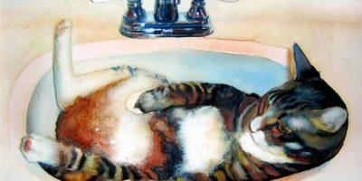 Выставка «Кошка, которая гуляет сама по себе»