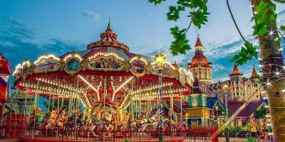 Русский Диснейленд: Сочи Парк и Дельфинарий