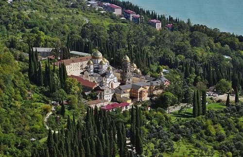 Экскурсия: Золотое Кольцо Абхазии