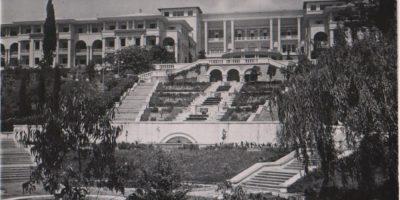 Старые фото Сочи 1940-х годов