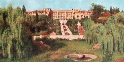 Панорамные фото Сочи 1964 года