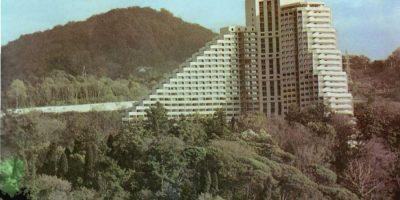 Сочи в 80-е годы ХХ века