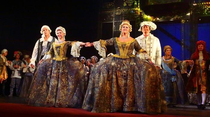 Спектакль «Екатерина Великая»