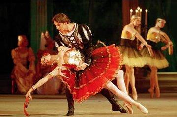 Шедевры мирового балета