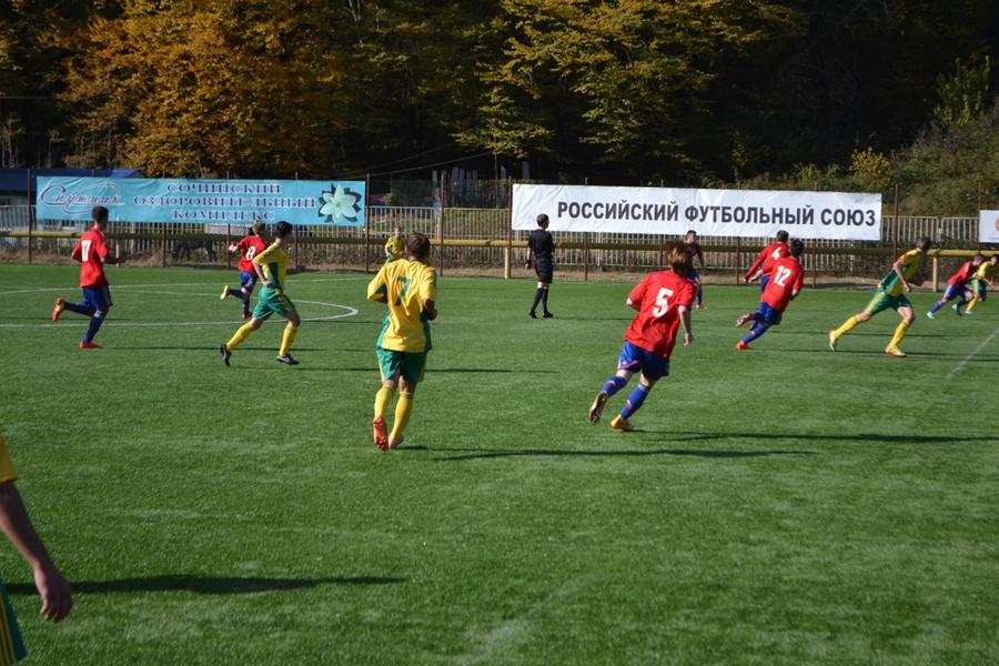 Финальный турнир Кубка Российского футбольного союза среди юношеских команд профессиональных футбольных клубов ФНЛ и ПФЛ