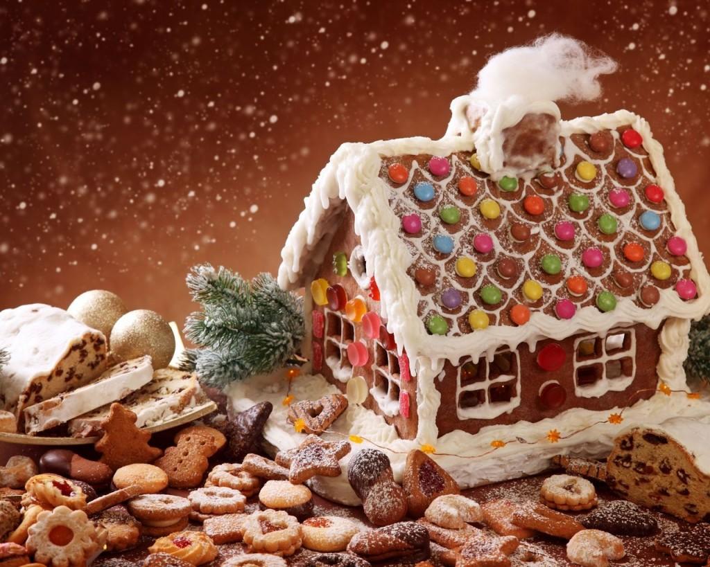 Cемейный конкурс пряничных домов «Пряничный городок»
