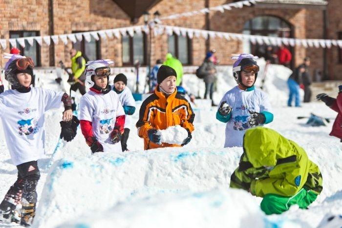 Всемирный День Снега на «Роза Хутор»
