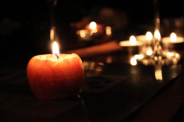 Вечер свечей