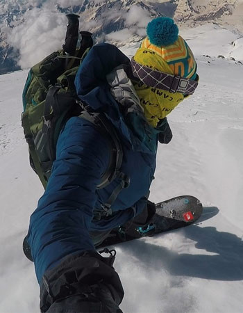 Эльбрус. Как скатиться с самой высокой вершины Европы