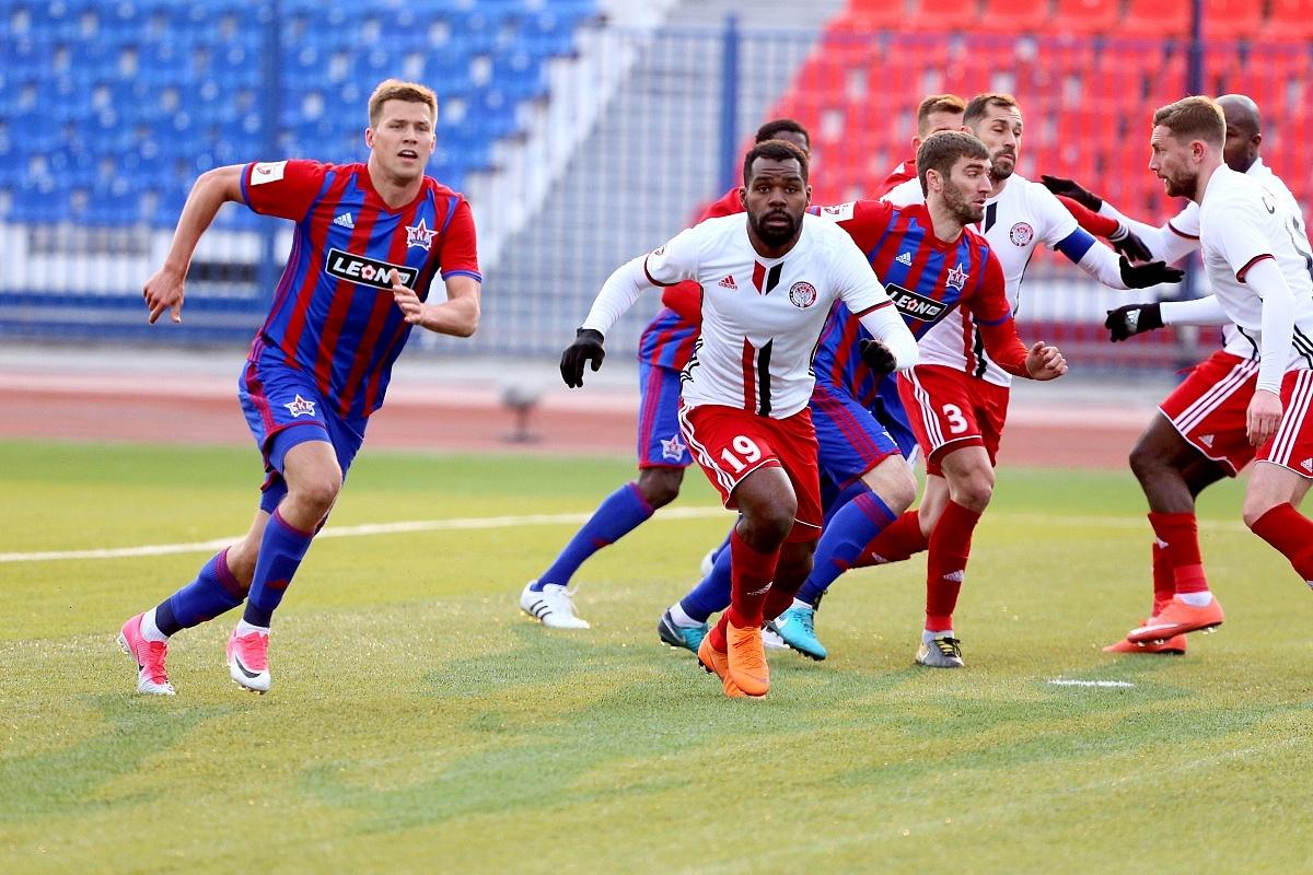 ФК Сочи — ФК СКА-Хабаровск