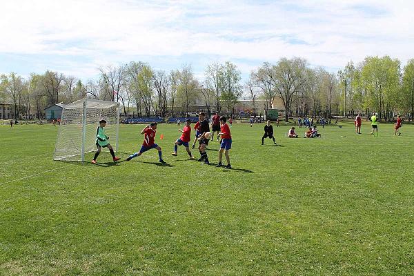 футбольный турнир «Весенний Кубок Черного моря»