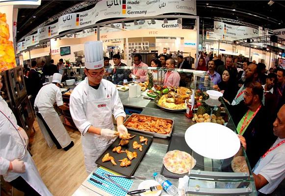 специализированная выставка «Продукты питания — 2019»