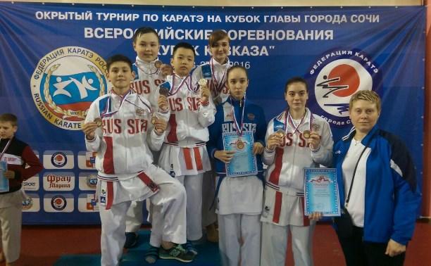 Всероссийские соревнования по каратэ «Кубок Кавказа»