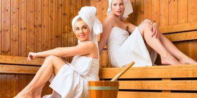 Скидка до 75% на отдых в финской сауне Bellagio для компании до 4 человек