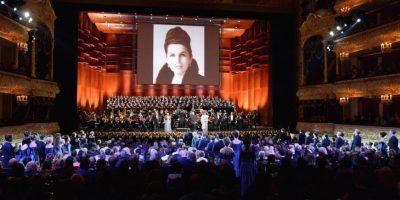 II Международный оперный фестиваль имени Галины Вишневской
