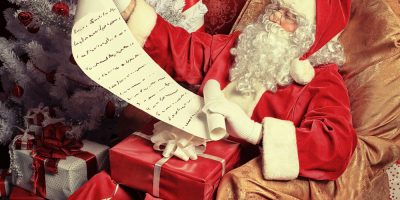 Скидка до 86% на письмо или видеопоздравление от Деда Мороза от компании «ОнлайнПодарок»