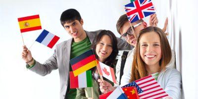 Онлайн-обучение одному, двум, трем, пяти или шести языкам от международного образовательного центра New Mindset со скидкой до 95%