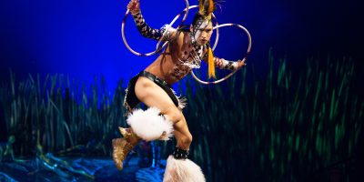 Шоу Cirque du Soleil «Тотем»