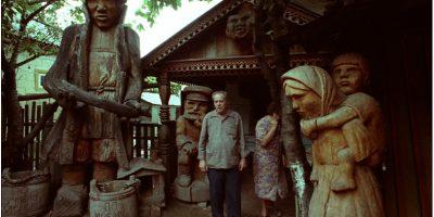 Работы скульптора Дончакова в Художественном музее