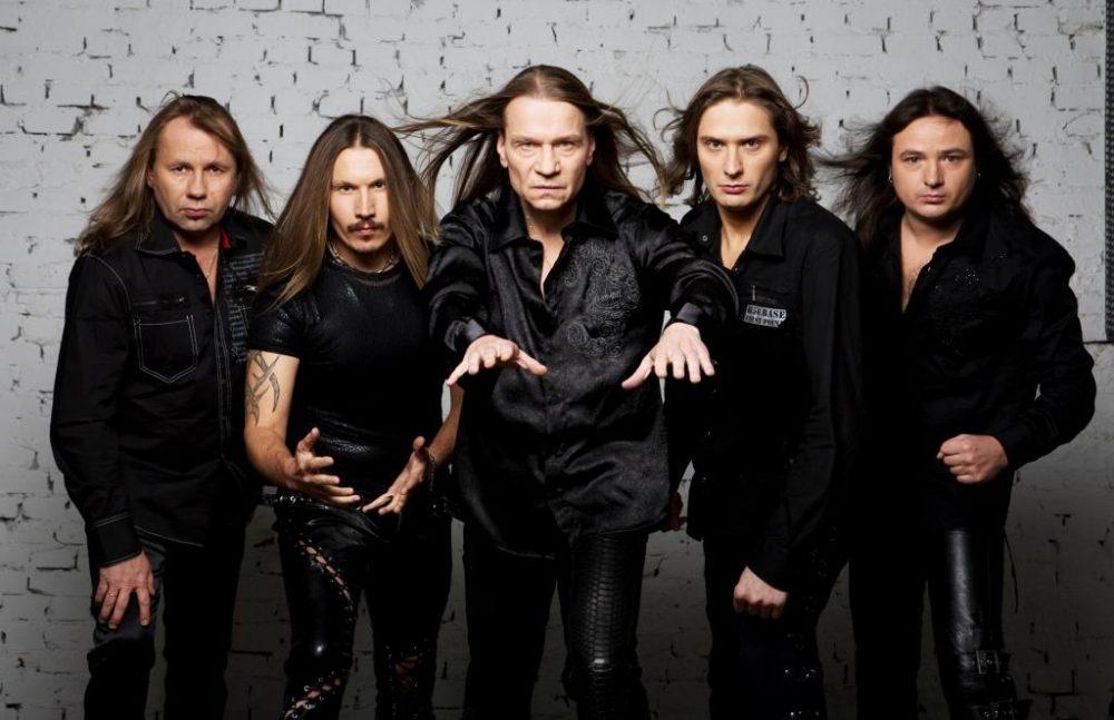 российские рок группы фото все