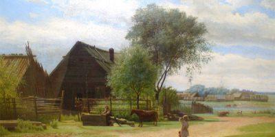 Выставка  «Русское искусство XIX-XXI веков»