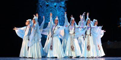 Концерт государственного академического ансамбля песни и танца «Эрисиони»